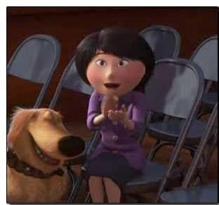 russells mother pixar wiki fandom