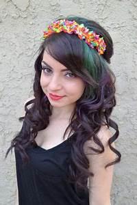 1000 ideas about Rose Headband on Pinterest