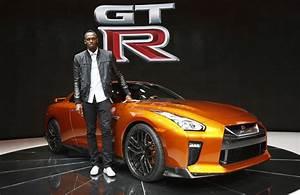 Usain Bolt still a fan of the Nissan GT-R