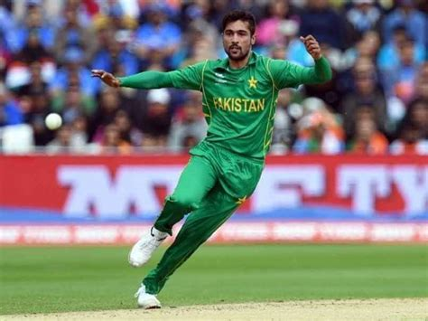 Mohammad Amir Recalled For Pakistan South Africa Odi