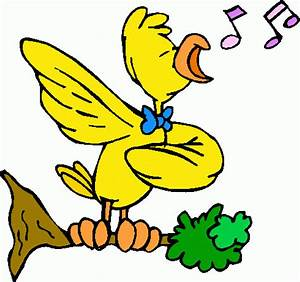 Bird Singing Clipart Bird Singing Clip Art - ClipArt Best ...
