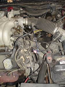 94 Ford Ranger Crank Sensor Location