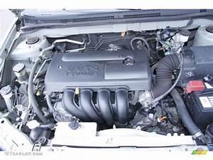 2003 Toyota Corolla S 1 8 Liter Dohc 16v Vvt