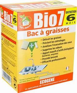 Bac A Graisse : bio 7 graisses ecog ne 480 g 6 sachets dose de ~ Edinachiropracticcenter.com Idées de Décoration