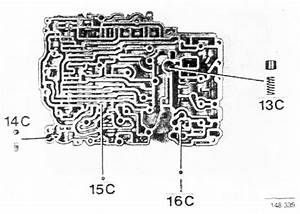Zf 4hp22 Valve Bodies Diagram