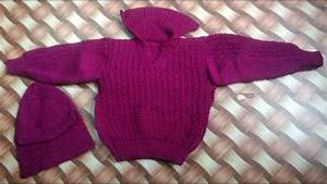 woolen sweater designs    Handmade Woolen Sweater for ...