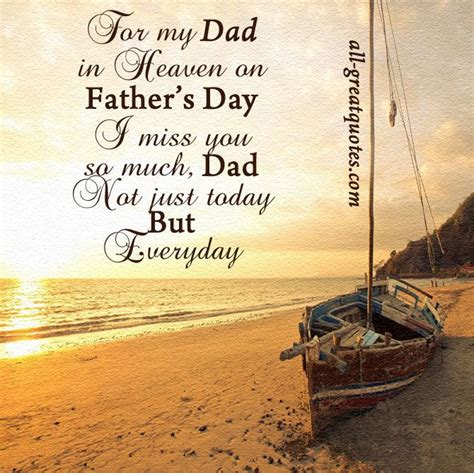 Dad thanks for your presence throughout thick and. For My Dad In Heaven On Father's Day | Fathers day in ...