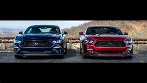 The 7th Generation Mustang brings styling updates - YouTube