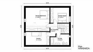 House Plans With Attic Under 120 Square Meters