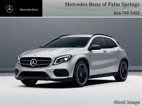 I bought a 2019 gla 250 in december 2018 so i've had it for over a year when i wrote this review. New 2019 Mercedes-Benz GLA GLA 250 SUV AWD 4MATIC®