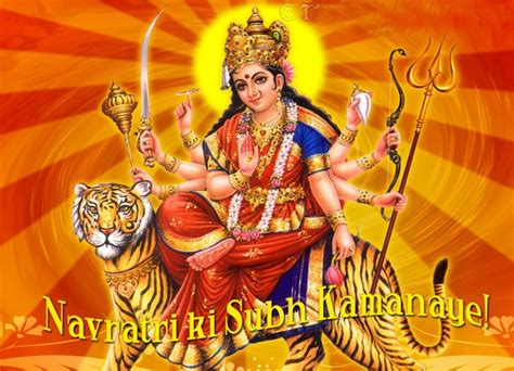 Animated Navratri Wallpapers - happy navratri ambe mata devi wishes animated images