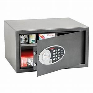 Coffre Fort Prix : coffre fort h tel dione serrure lectronique 16 l phoenix ~ Premium-room.com Idées de Décoration