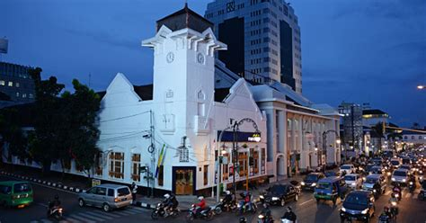 indonesian city  bandung capitalizes  smart technology