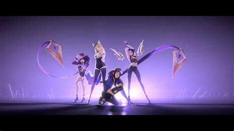 新女子團體 Kda Mv《pop/stars》ft Madison Beer, Gi Dle, Jaira
