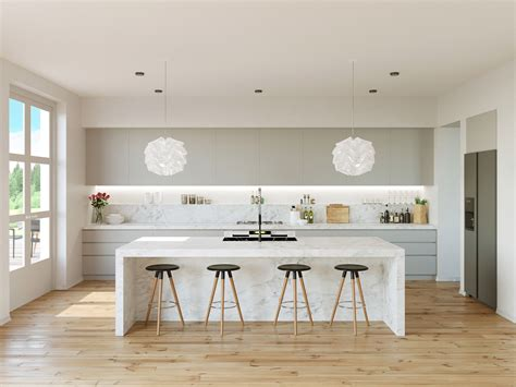white and grey kitchen ideas 30 gorgeous grey and white kitchens that get their mix right