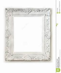 Cadre Blanc Photo : cadre vide de vintage sur le mur blanc photo stock image 34114220 ~ Teatrodelosmanantiales.com Idées de Décoration