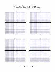 axis graph paper with numbers printable coordinate planes layers of learning