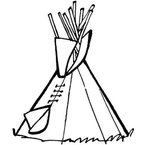 ausmalbilder indianer kostenlos malvorlagen zum