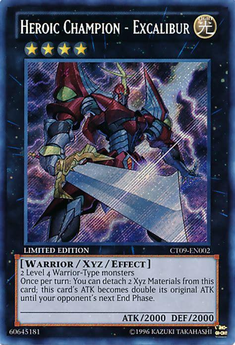 mtg world chionship decks wiki heroic chion excalibur yu gi oh