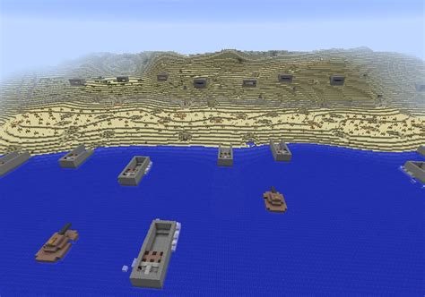 battle  omaha beach  day minecraft project