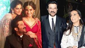 Anil Kapoor FAMILY Photos With Wife, Son, Daughters ...