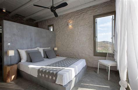 chambre en gris et blanc 5 chambres autour du gris