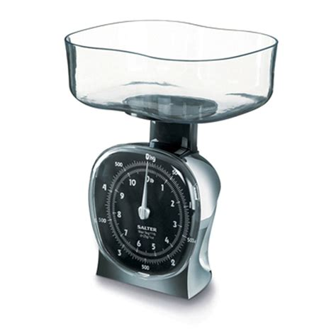 salter scales kitchen salter 135crdr chrome mechanical kitchen scale ebay