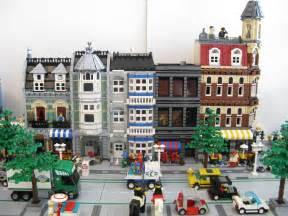 LEGO City Buildings