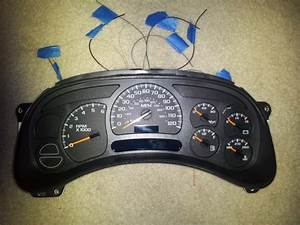 Gmc Sierra Speedometer Wiring Diagram