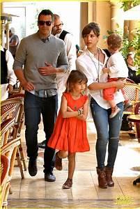 Jessica Alba & Cash Warren: Honor's Kindergarten ...