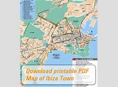 Map downloads Ibiza Maps