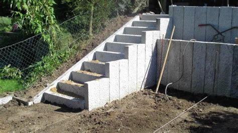 Do It Yourself Terrassenbau Selbst Gemacht by Gartentreppe Selber Bauen 40 Beispiele