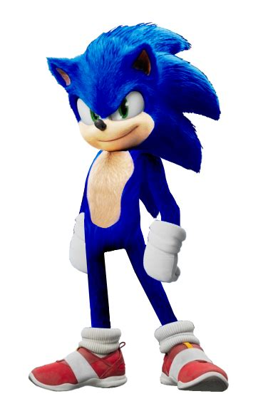 sonic film style guide design  version  pixelboy