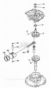 Robin  Subaru Ec13v Parts Diagram For Crankshaft  Piston