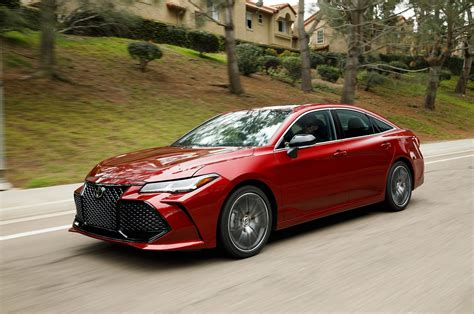 2019 Toyota Avalon Interior Review Not A Camryplus