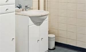 meuble vasque lavabo salle de bain With salle de bain design avec lavabo prix