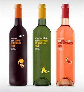 MIA Fruit Wine on Packaging of the World - Creative ...
