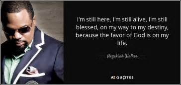 QUOTES BY HEZEKIAH WALKER | A-Z Quotes