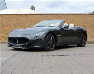 electric power steering 2006 maserati gransport on board diagnostic system used maserati gransport cars for sale with pistonheads