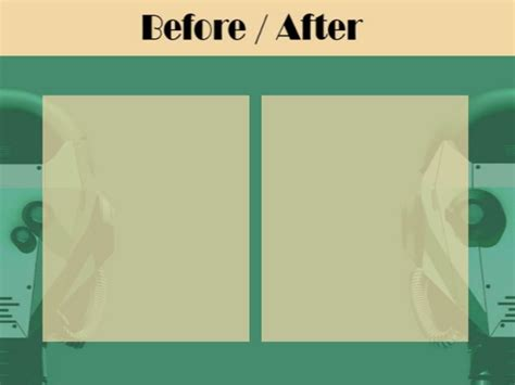 before and after template best free powerpoint presentation template 2013 robo template