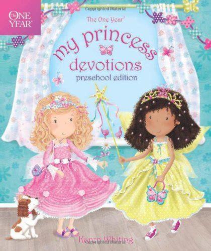 the one year my princess devotions preschool edition 990 | 608335