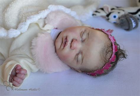 Serenity reborn doll kit by laura lee eagles. Evangeline by Laura Lee Eagles