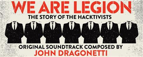 commander john soundtrack album    legion