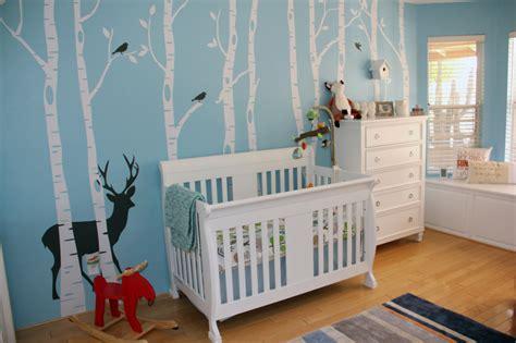 woodland themed nursery ideas thenurseries