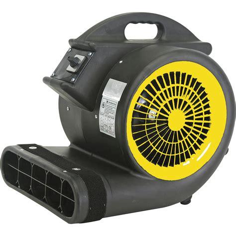 floor fans for sale air foxx carpet floor blower 1 hp 4 000 cfm model