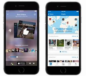 Shazam Mobile Update Brings In-app Music Player and Deeper ...