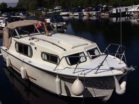 Freeman Boats Uk by Freeman 23 Boat For Sale Quot La Magdolena Quot At Jones Boatyard
