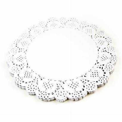 Lace Doilies Paper Doily Doyleys Round Catering
