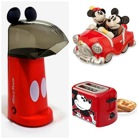 Top 8 Mickey Mouse Kitchen Items To Add Disney Magic To