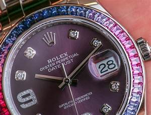 Rolex Datejust Pearlmaster 39 Watches With New 3235 ...